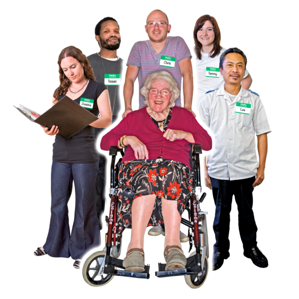 A photo of Care Providers